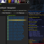 TSM - Perfect cuts crafting 2