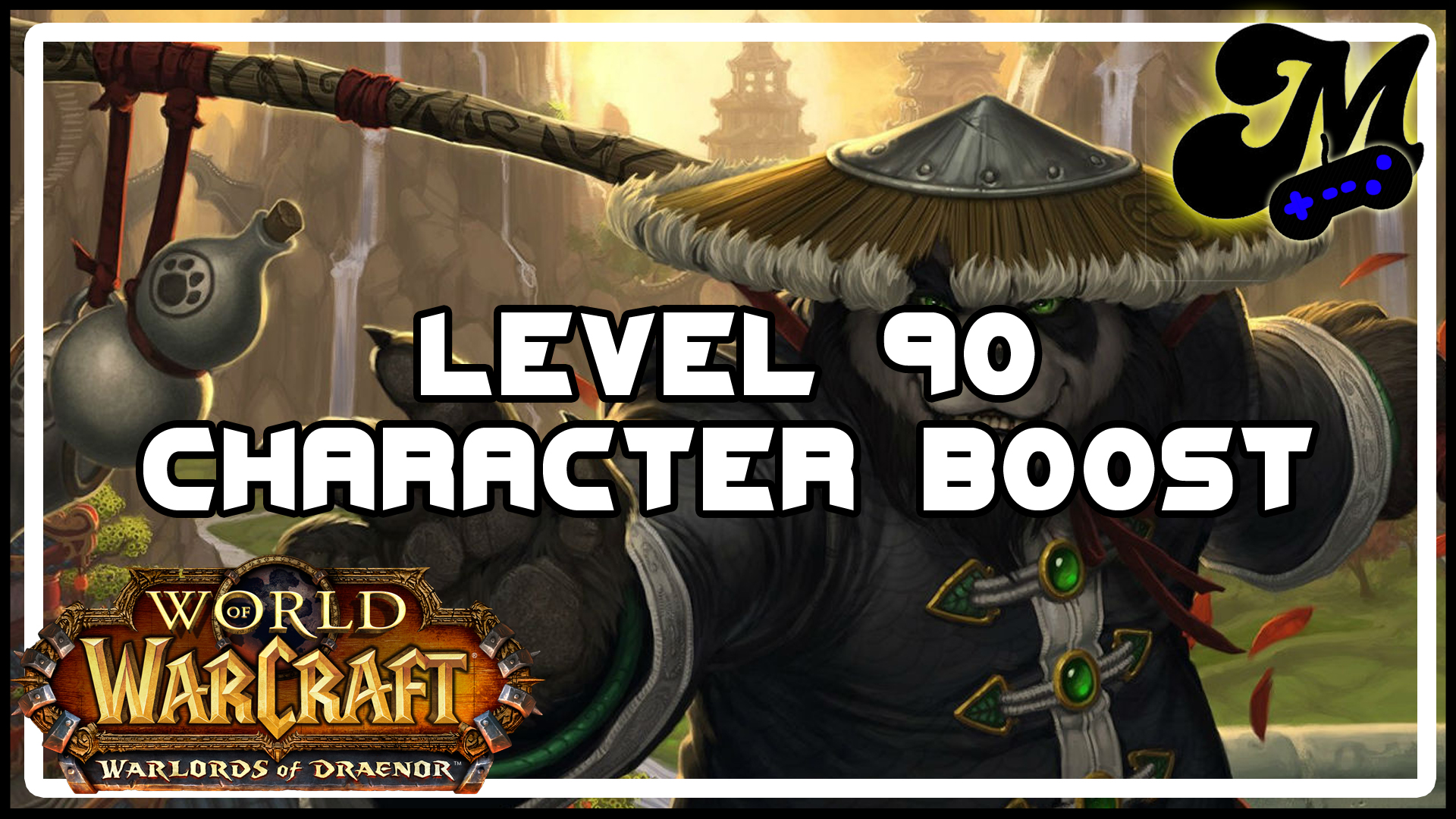 Level 90 Boost & WoD Pre-Purchase Now Available