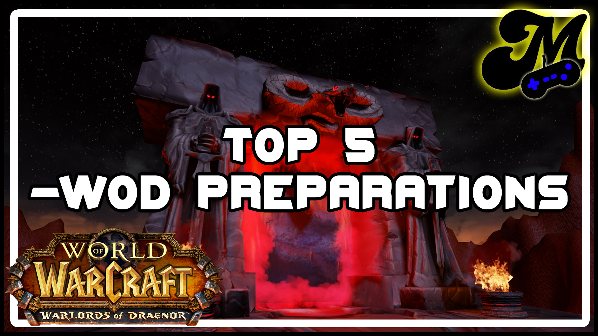 Top 5 Preparations Before Warlords
