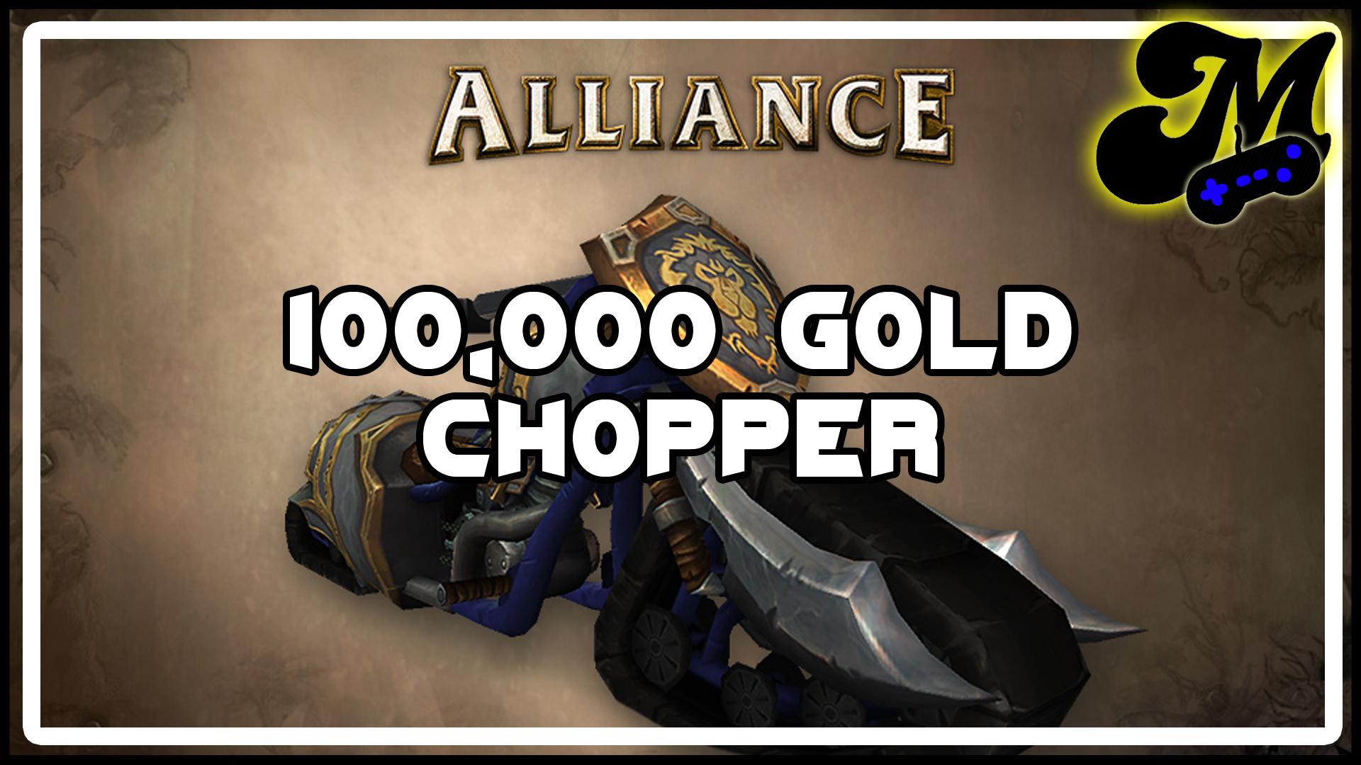 100k Alliance Chopper