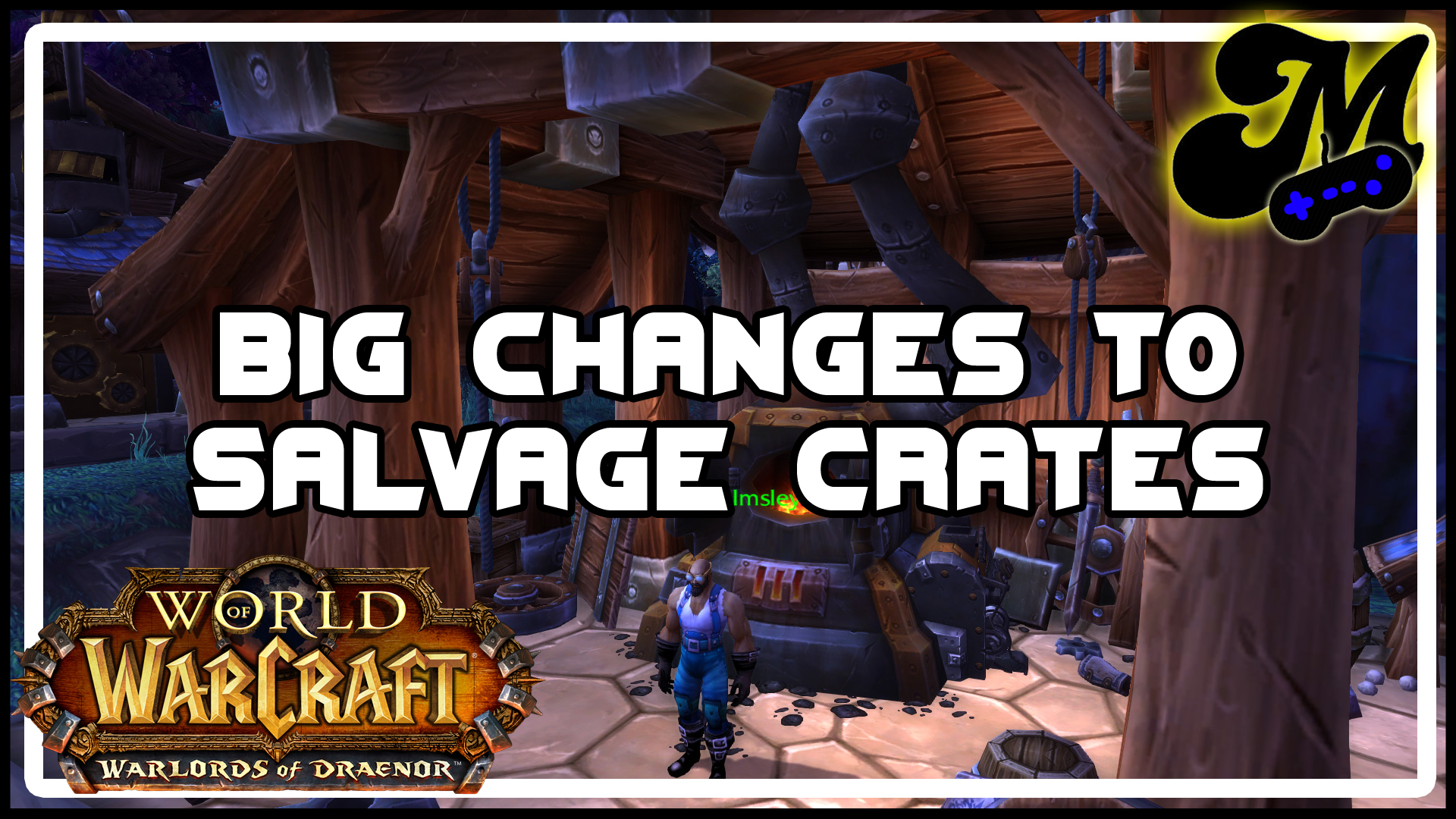 Big Changes to Salvage Crates